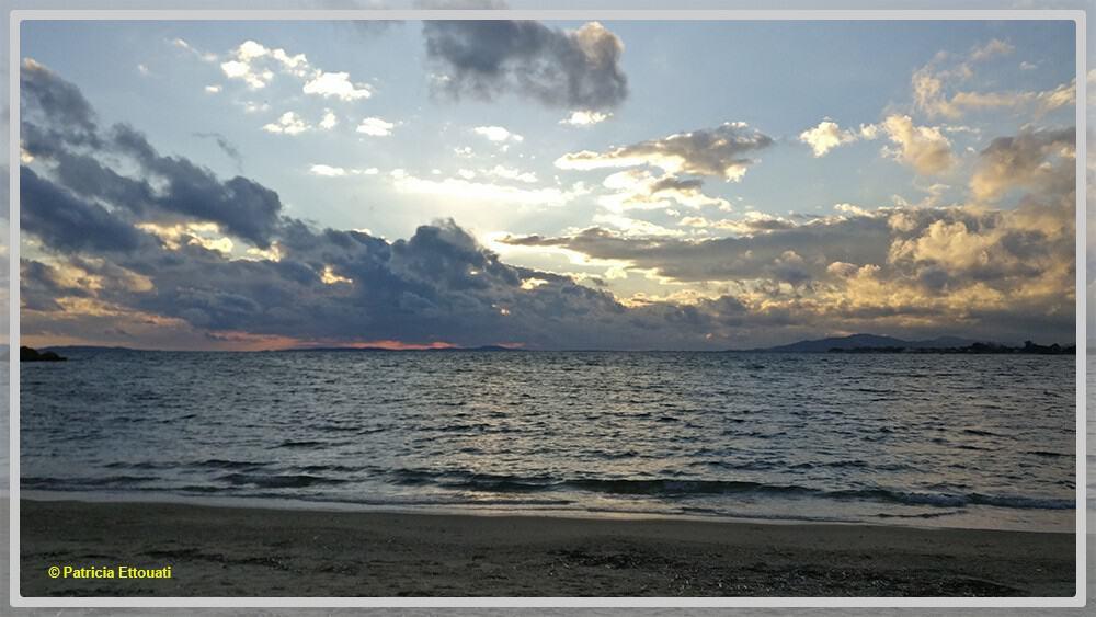 Photo de la plage de l'Argentière à La Londe les Maures