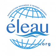 Photo du logo Eleau avec l'inscription I.G